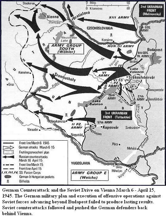 Lac Balaton (Hongrie) - Mars 1945 Easter10