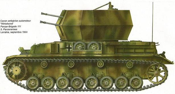 Flakpanzer IV Wirbelwind Eion0011