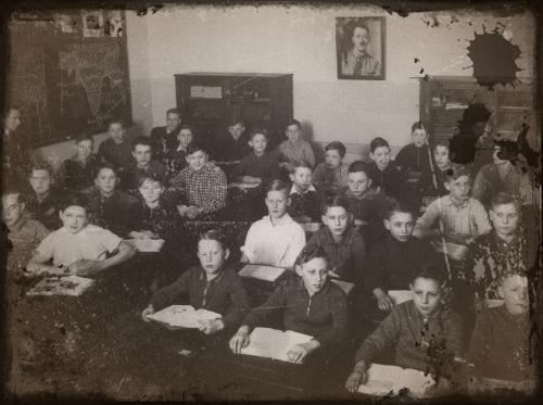 L'enseignement dans le IIIe Reich Enseig12