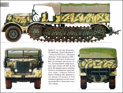 10e Panzer Division Famo710