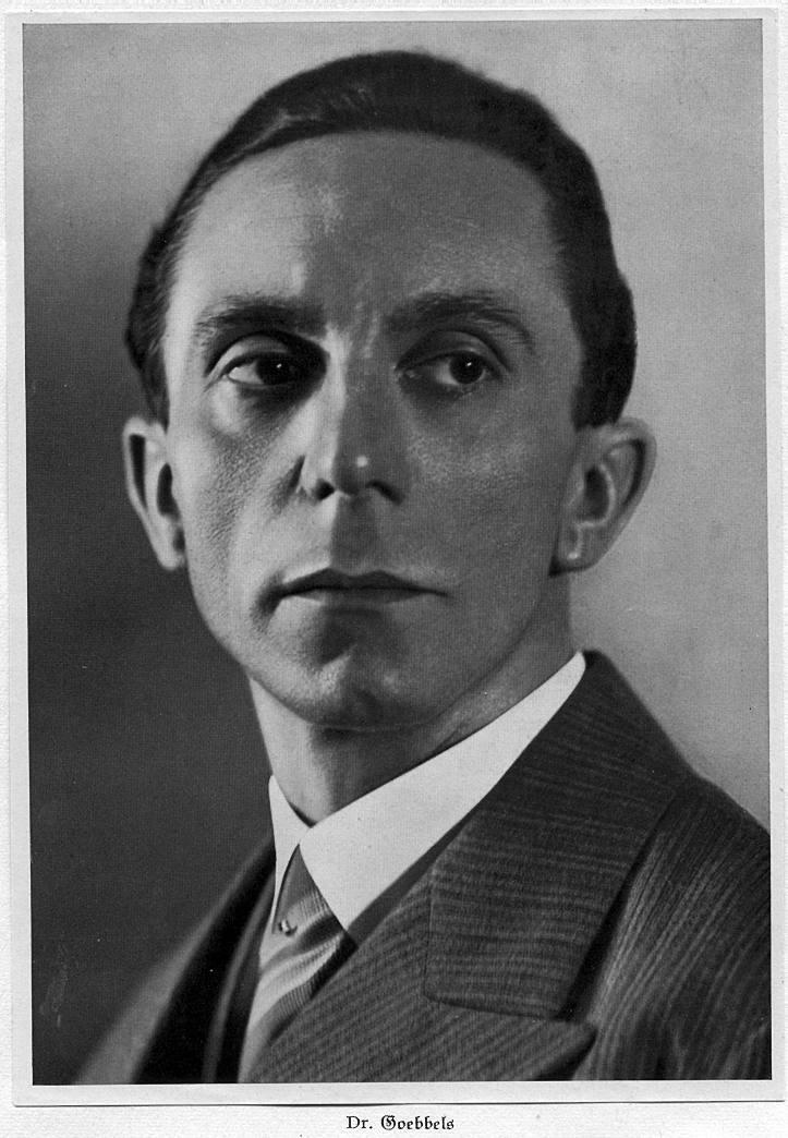 Joseph Paul Goebbels Goebbe11
