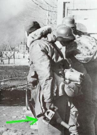 Panzerhandmine - Hafthohlladung 3 Haftho11