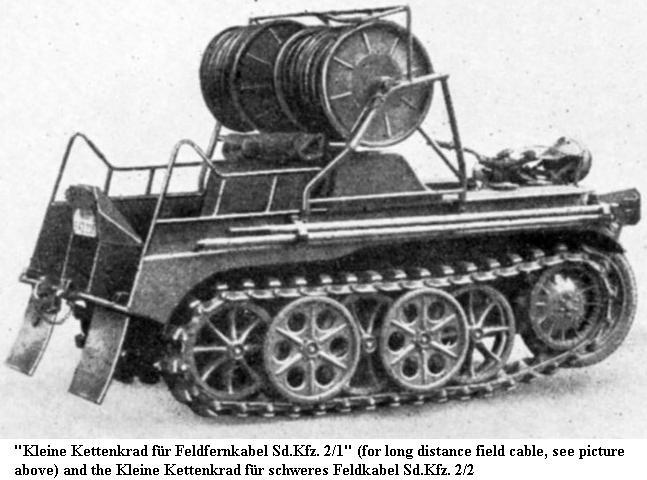 SdKfz 2 - Kettenkraftrad HK 101 Img11610