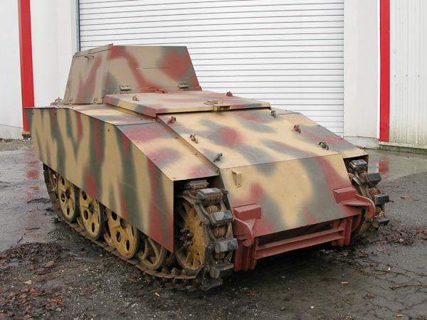 """SdKfz 304 """"Springer"""" Img_5610"""