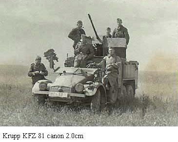 Krupp Protze Kfz81f10