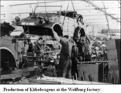 Volkswagen Kübelwagen Kubelw10