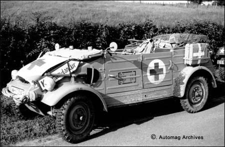 Volkswagen Kübelwagen Kubelw11