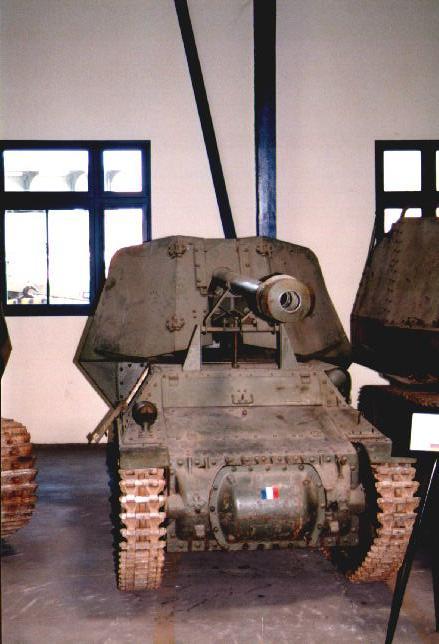 SdKfz 135 Lorraine Schlepper (f) 7.5cm Pak40  - Saumur - Fr Lorrai11