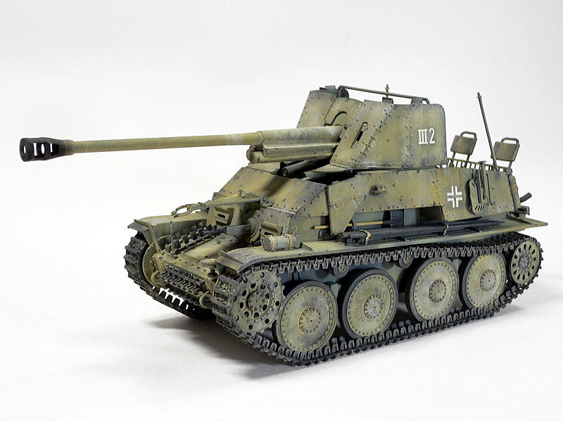 MARDER III Sd.Kfz.139 7.62cm Pak36(r) Auf Gw. 38(t)  Marder10