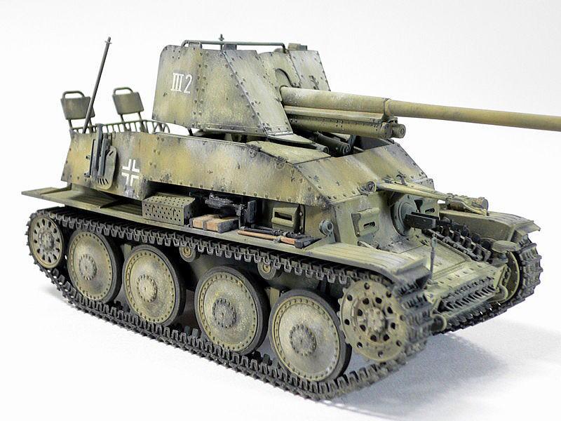 MARDER III Sd.Kfz.139 7.62cm Pak36(r) Auf Gw. 38(t)  Marder11