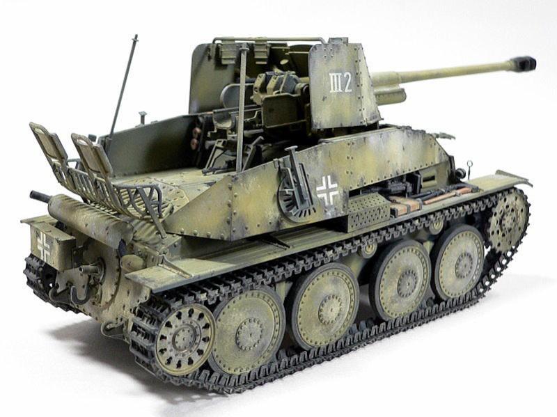 MARDER III Sd.Kfz.139 7.62cm Pak36(r) Auf Gw. 38(t)  Marder14