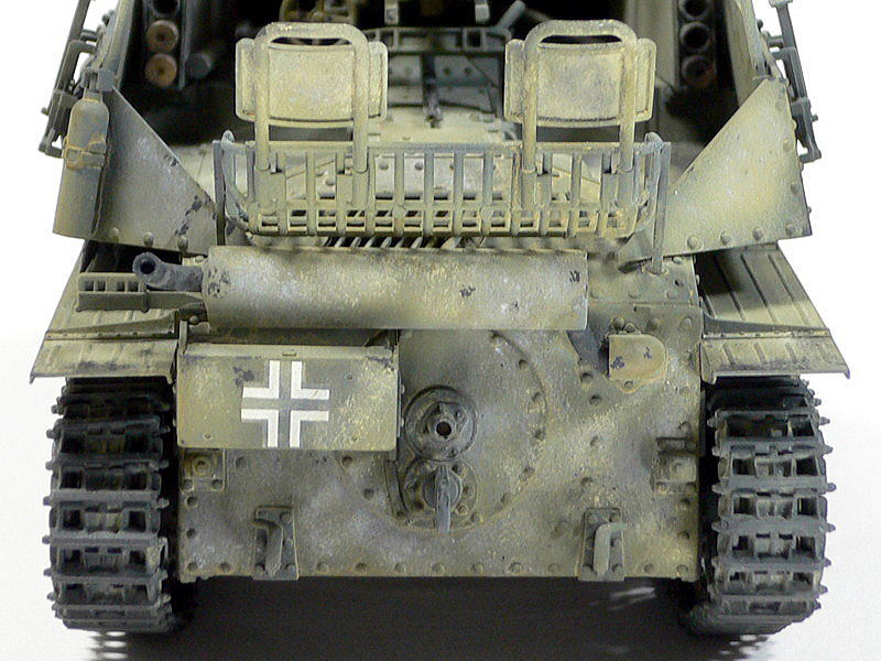 MARDER III Sd.Kfz.139 7.62cm Pak36(r) Auf Gw. 38(t)  Marder15