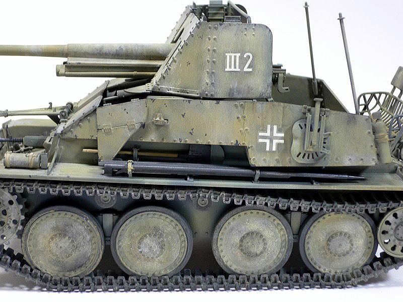 MARDER III Sd.Kfz.139 7.62cm Pak36(r) Auf Gw. 38(t)  Marder17