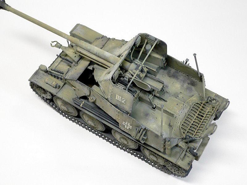 MARDER III Sd.Kfz.139 7.62cm Pak36(r) Auf Gw. 38(t)  Marder18