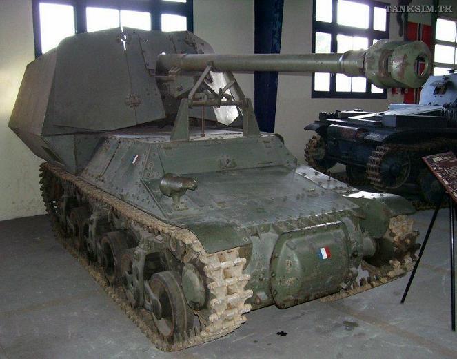 SdKfz 135 Lorraine Schlepper (f) 7.5cm Pak40  - Saumur - Fr Marder19