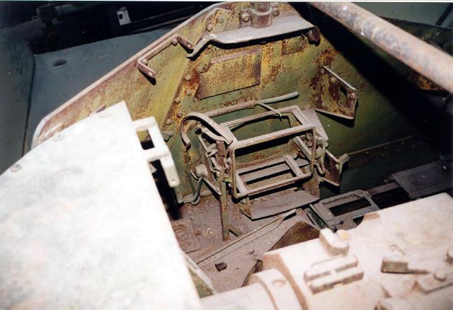 Marder III Ausf.M - Musée de Saumur - Fr Marder36