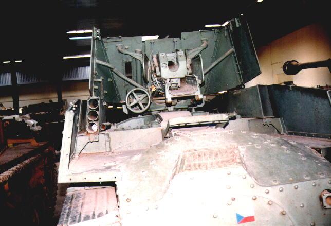 Marder III Panzerjäger 38(t)7.62cm Pak36(r) - Saumur - Fr Marder41