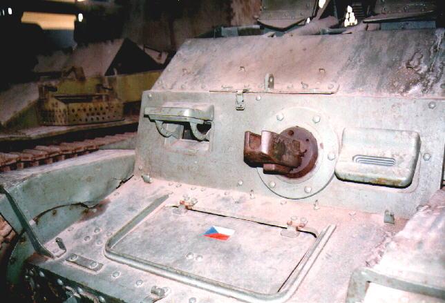 Marder III Panzerjäger 38(t)7.62cm Pak36(r) - Saumur - Fr Marder44
