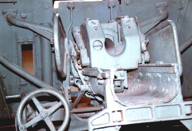 Marder III Panzerjäger 38(t)7.62cm Pak36(r) - Saumur - Fr Marder50