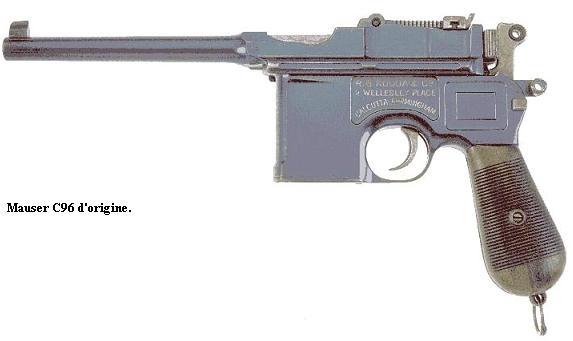 Mauser C96 Mauser10