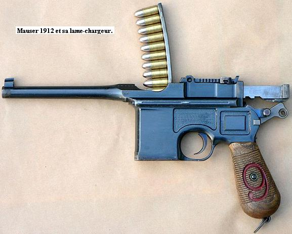 Mauser C96 Mauser11