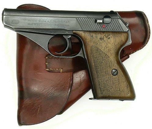 Mauser HSc Mauser15
