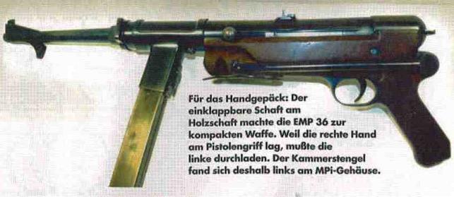 Erma EMP-36 Mp40ar10