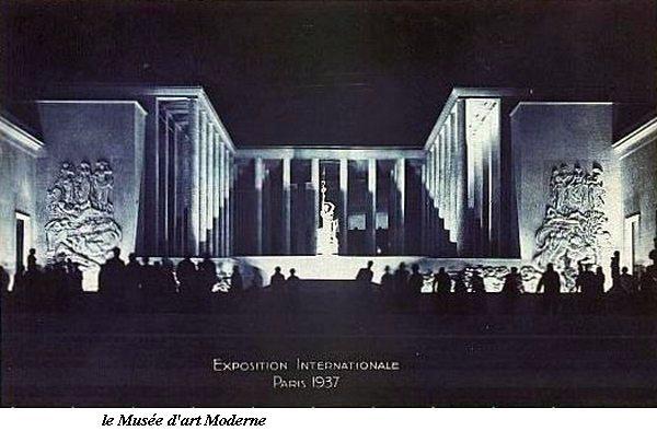 L'Exposition Internationale de 1937 - Paris Mus10