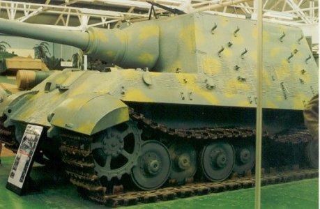 Jagdtiger - Bovington Museum - UK  Museum10