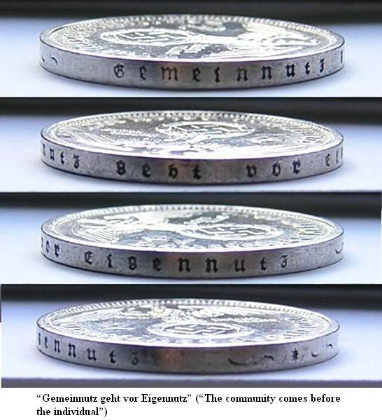 Le Reichsmark - (1924/1948) Nazi-r10