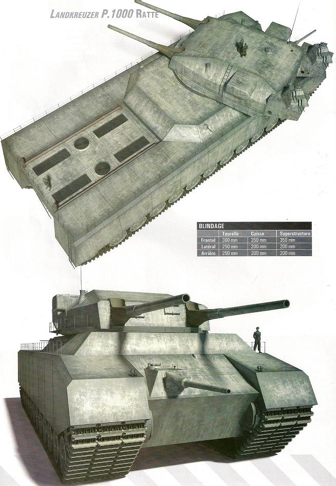 Landkreuzer P. 1000 Ratte Numari12