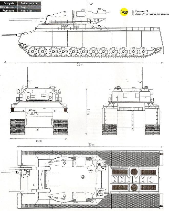 Landkreuzer P. 1000 Ratte Numari13