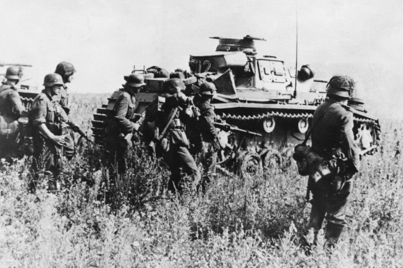 la Blitzkrieg - Définition Ostfro10
