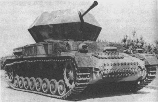 Flakpanzer IV Östwind Ostwin10