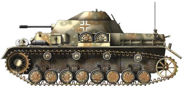 Flakpanzer IV Kügelblitz P117