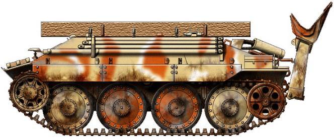 Bergepanzer 38(t) P123