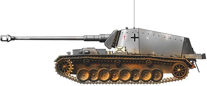"""12.8 cm L/61 """"Sturer Emil"""" P124"""