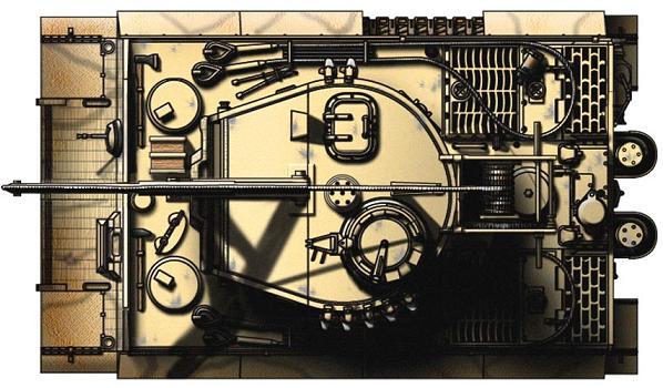 Bergepanzer VI BergeTiger P214