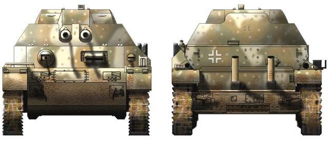 Flakpanzer IV Kügelblitz P311