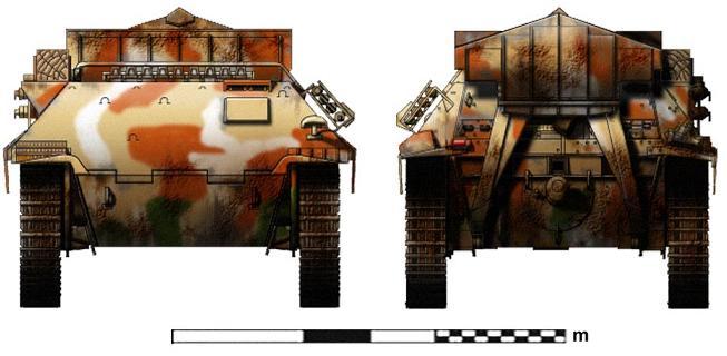 Bergepanzer 38(t) P319