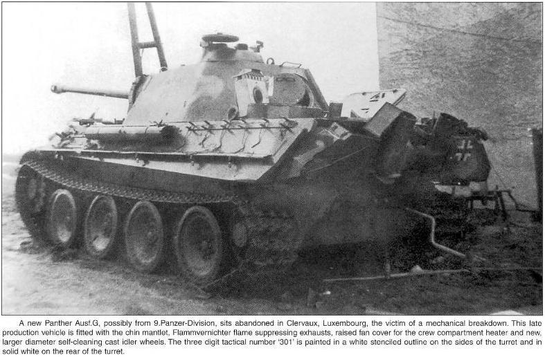 9e Panzer Division Panzer15