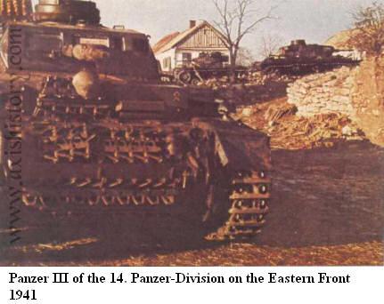 14e Panzer division Panzer36