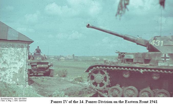 14e Panzer division Panzer37