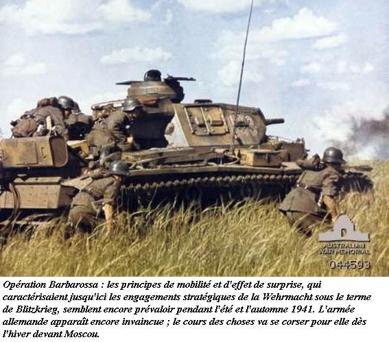 la Blitzkrieg - Définition Panzer39