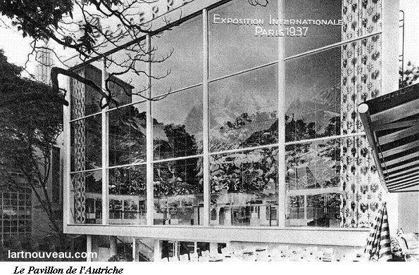 L'Exposition Internationale de 1937 - Paris Pav_au10