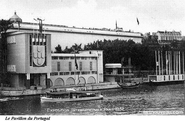 L'Exposition Internationale de 1937 - Paris Pav_po10