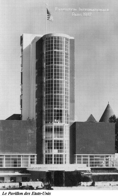 L'Exposition Internationale de 1937 - Paris Pav_us10