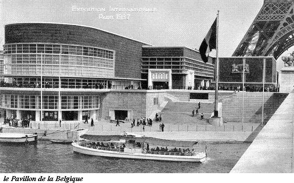 L'Exposition Internationale de 1937 - Paris Pavbel10