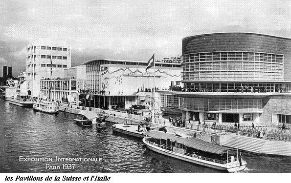 L'Exposition Internationale de 1937 - Paris Pavsui10