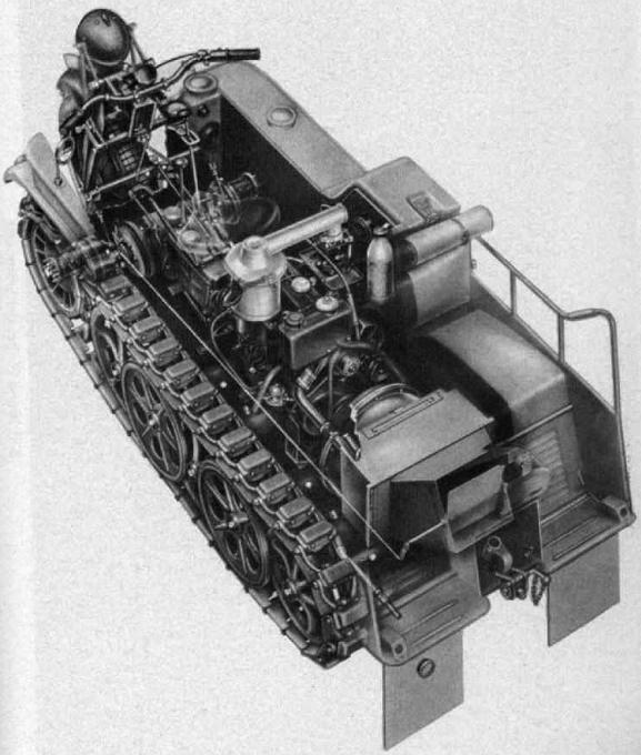 SdKfz 2 - Kettenkraftrad HK 101 Phanto10